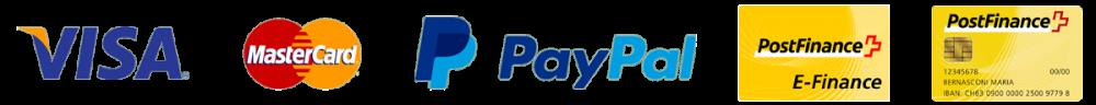Bezahlmöglichkeiten bei Lensrent Schweiz